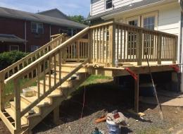 Englewood Deck