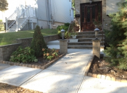 Rutherford Concrete Walkway5
